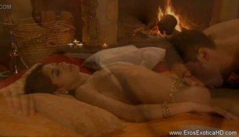 Babe Lesben lecken ihre nassen Cunt